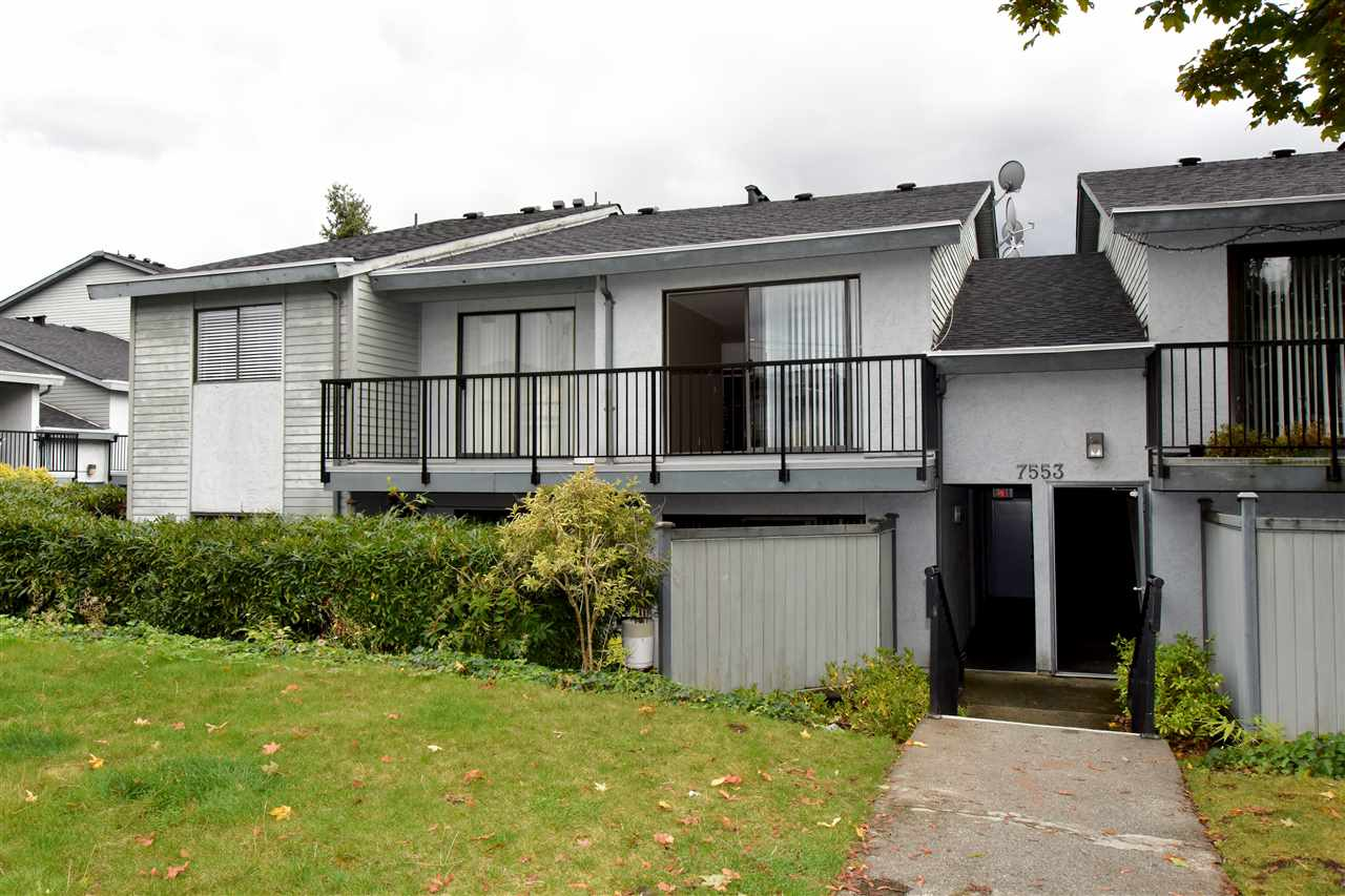 "Main Photo: 19 7553 HUMPHRIES Court in Burnaby: Edmonds BE Townhouse for sale in ""HUMPHRIES COURT"" (Burnaby East)  : MLS® # R2110591"
