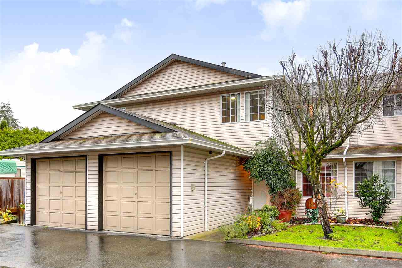 Main Photo: 10 21541 MAYO Place in Maple Ridge: West Central Townhouse for sale : MLS®# R2126217