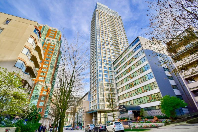 "Main Photo: 1101 1028 BARCLAY Street in Vancouver: West End VW Condo for sale in ""PATINA"" (Vancouver West)  : MLS® # R2134604"