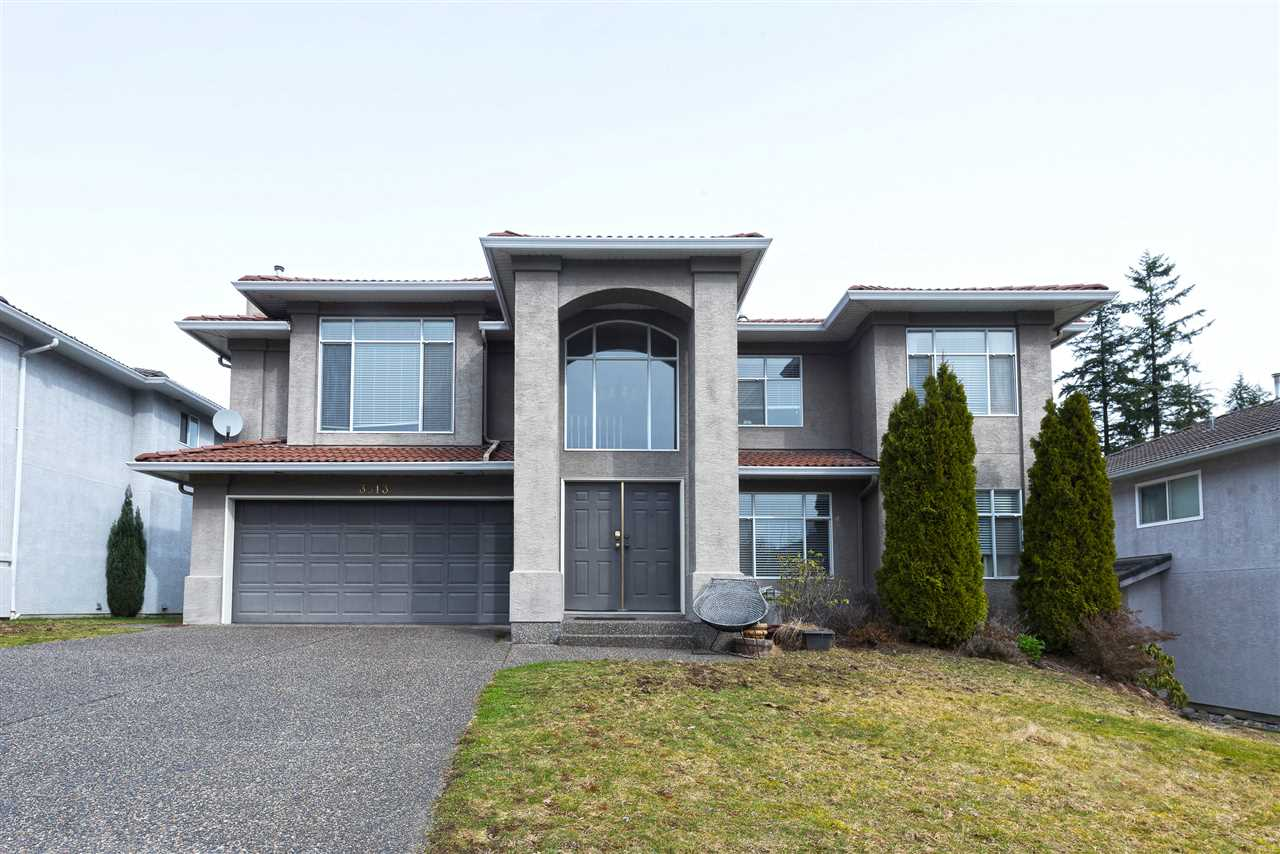 Main Photo: 3313 RAKANNA Place in Coquitlam: Hockaday House for sale : MLS® # R2147464