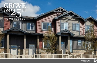 Main Photo: 136 3305 Orchards Link in Edmonton: Zone 53 Townhouse for sale : MLS(r) # E4060161