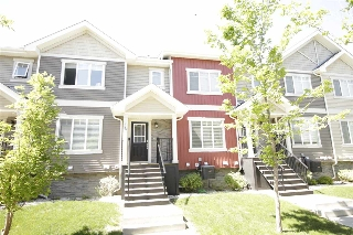 Main Photo: 14 675 ALBANY Way in Edmonton: Zone 27 Townhouse for sale : MLS(r) # E4066338