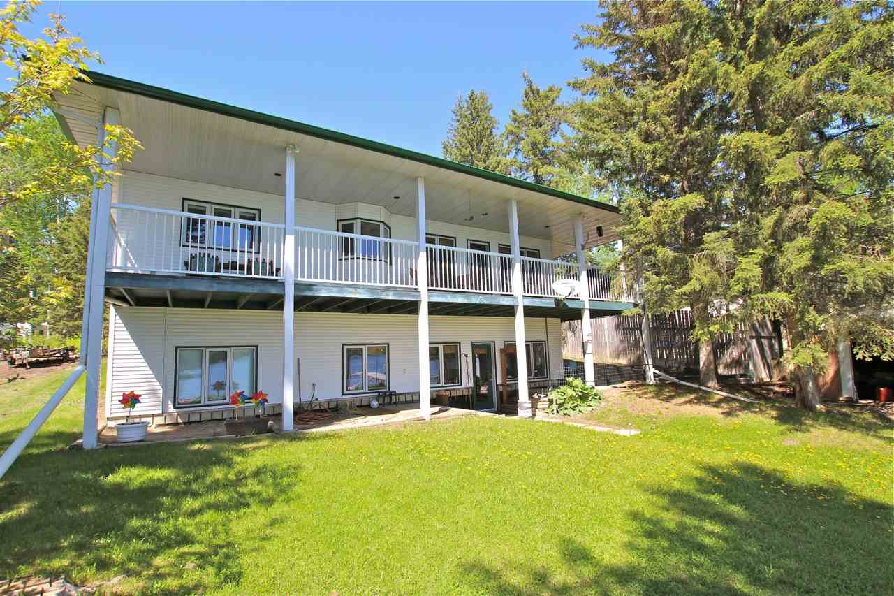 Main Photo: 5 Hartley Drive: Rural Athabasca County House for sale : MLS® # E4066474