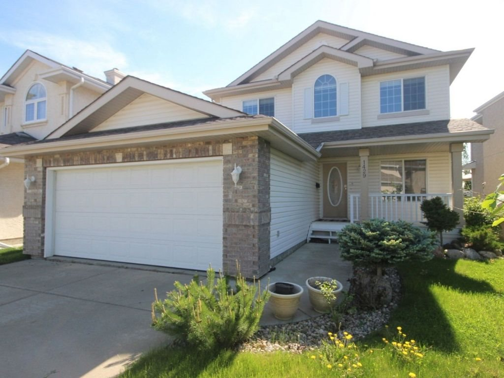 Main Photo: 1429 Loewen Court in Edmonton: Zone 14 House for sale : MLS® # E4067433