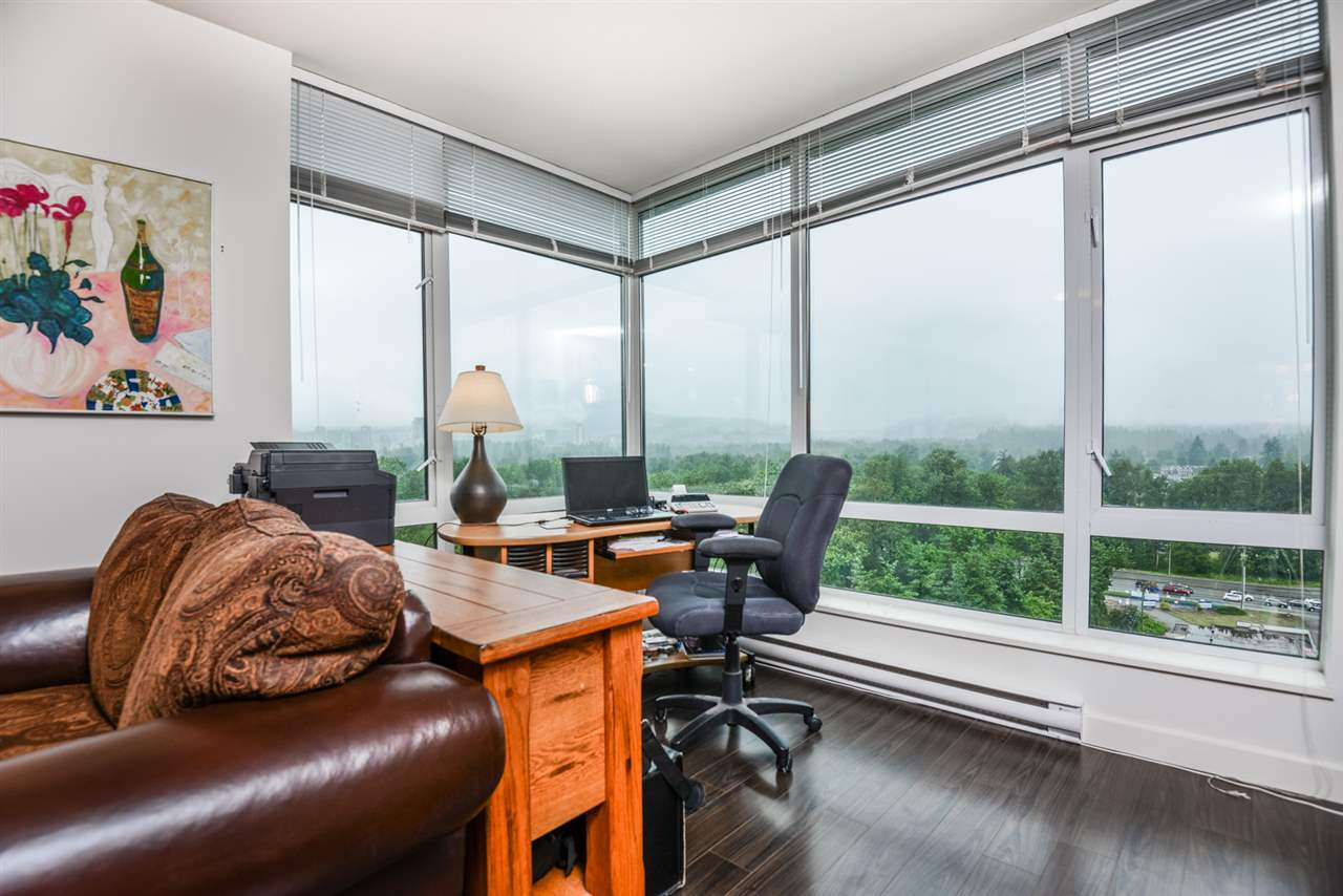 Enjoy almost floor to ceiling windows in this home. Tons of natural light, and you get to take in the incredible surrounding views!