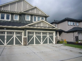Main Photo: 130 Amberley Way: Sherwood Park House Half Duplex for sale : MLS® # E4071212