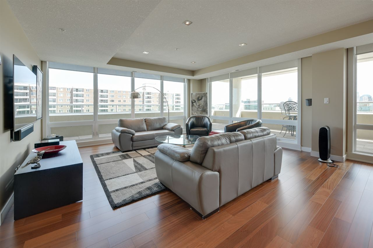 Main Photo: 1201 10055 118 Street in Edmonton: Zone 12 Condo for sale : MLS® # E4072524