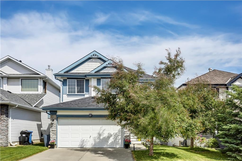 Steps from the Pathways & ALL 3 Schools ! Immaculate Updated Family home with fully finished WALKOUT on a QUIET Cul De Sac in the heart of Hidden Valley.