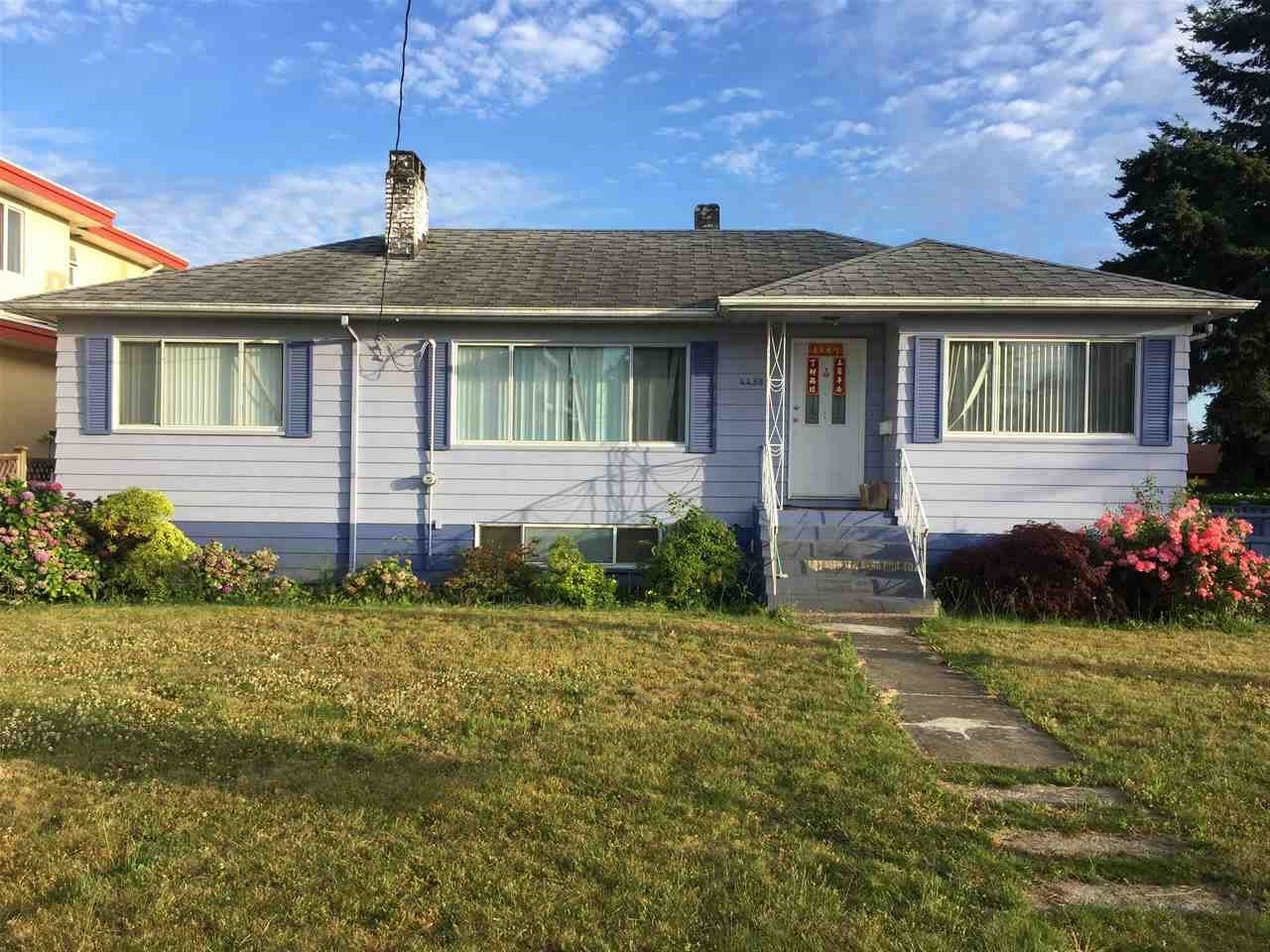 Main Photo: 4458 HURST Street in Burnaby: Metrotown House for sale (Burnaby South)  : MLS(r) # R2185887