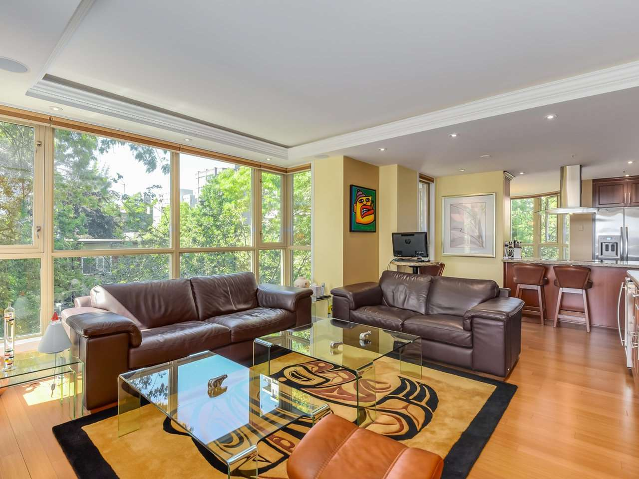 "Photo 2: 302 1290 BURNABY Street in Vancouver: West End VW Condo for sale in ""The Bellevue"" (Vancouver West)  : MLS(r) # R2187984"