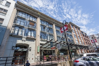 Main Photo: 408 1275 HAMILTON STREET in Vancouver: Yaletown Condo for sale (Vancouver West)  : MLS(r) # R2184134
