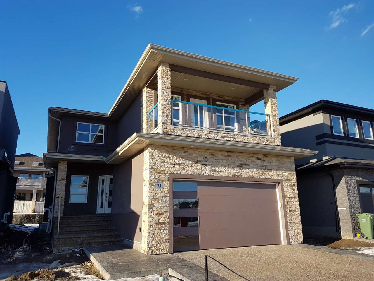 Main Photo: 13 ORCHARD Court: St. Albert House for sale : MLS® # E4059150