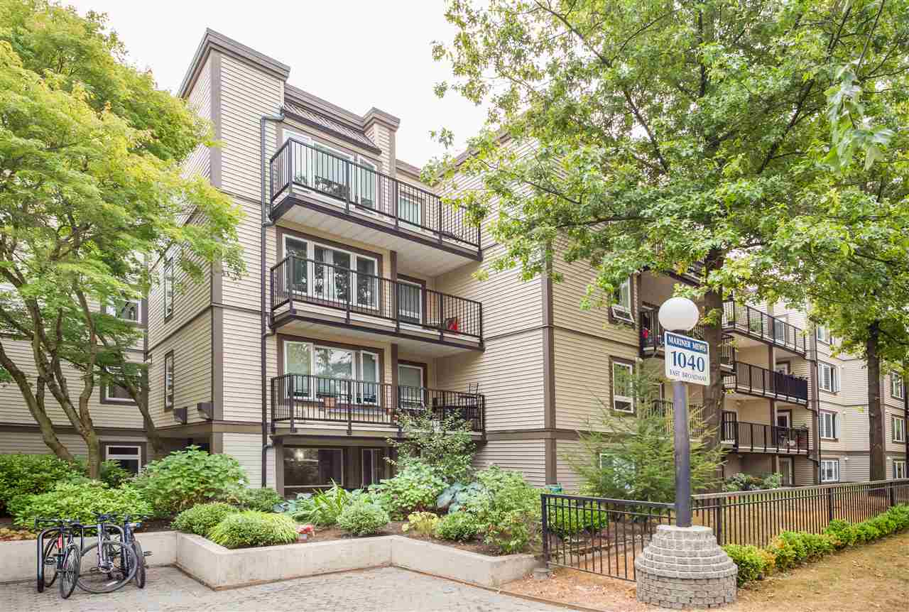 Main Photo: 303 1040 E BROADWAY in Vancouver: Mount Pleasant VE Condo for sale (Vancouver East)  : MLS® # R2196868