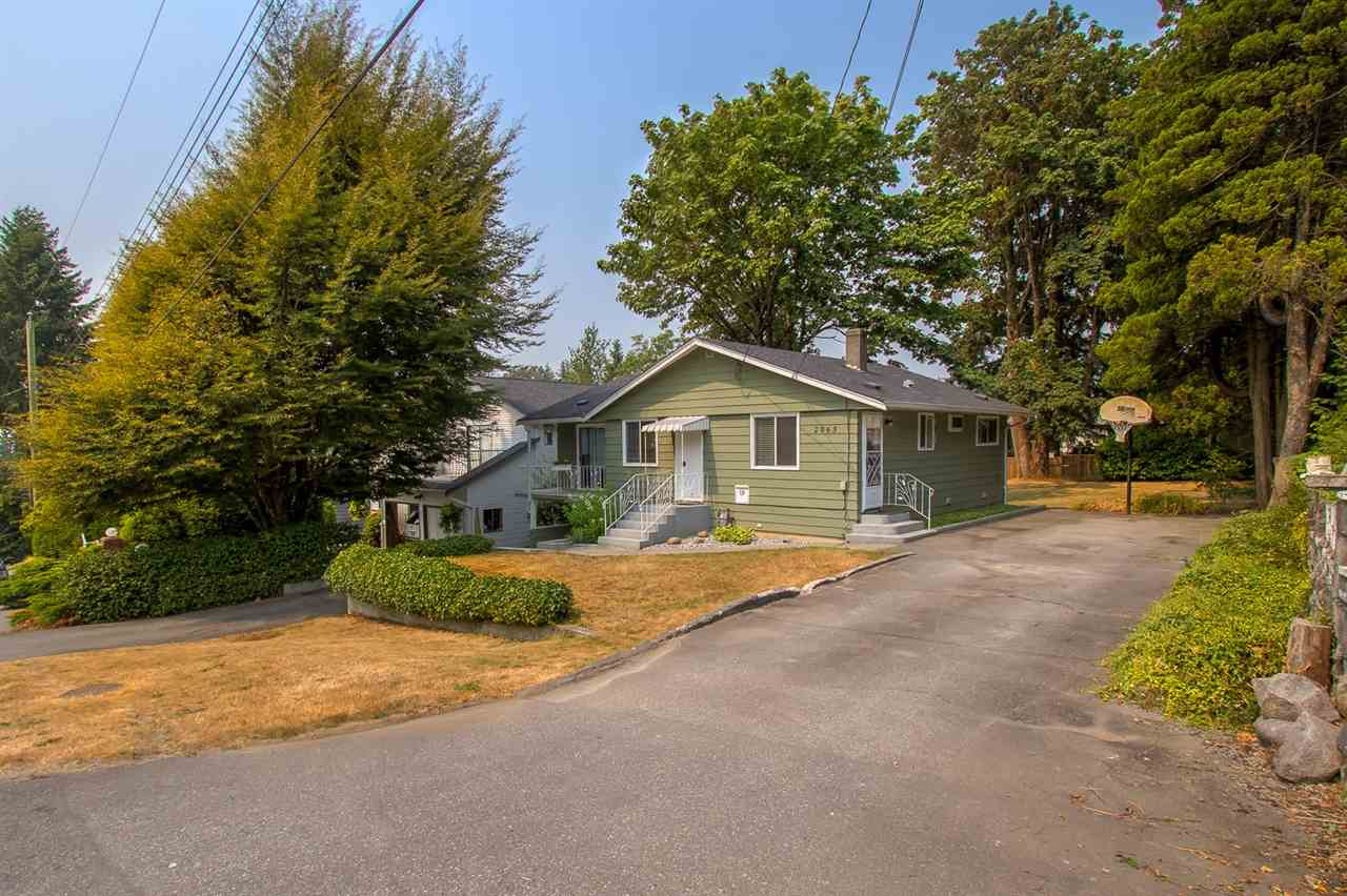 Main Photo: 2063 BLANTYRE Avenue in Coquitlam: Central Coquitlam House for sale : MLS® # R2197173