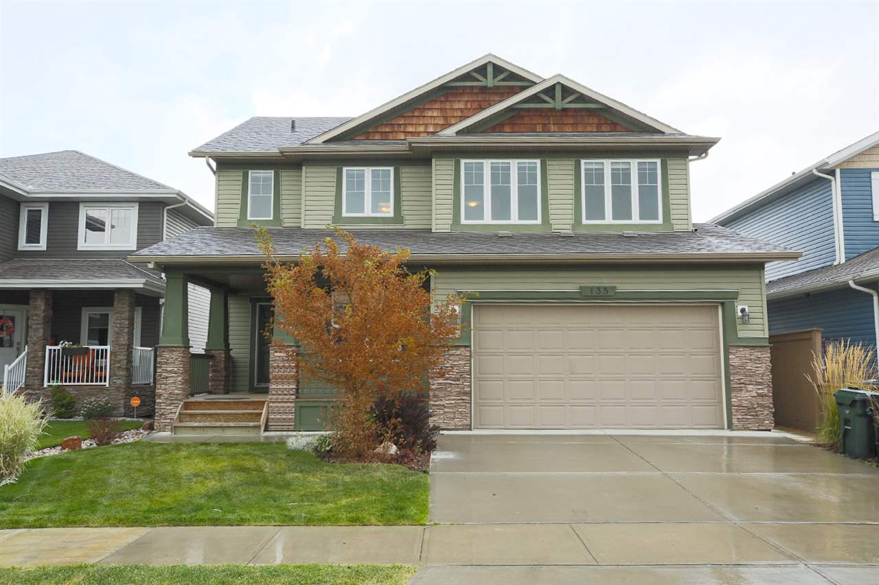 Main Photo: 135 CAMPBELL Drive: Sherwood Park House for sale : MLS® # E4082408