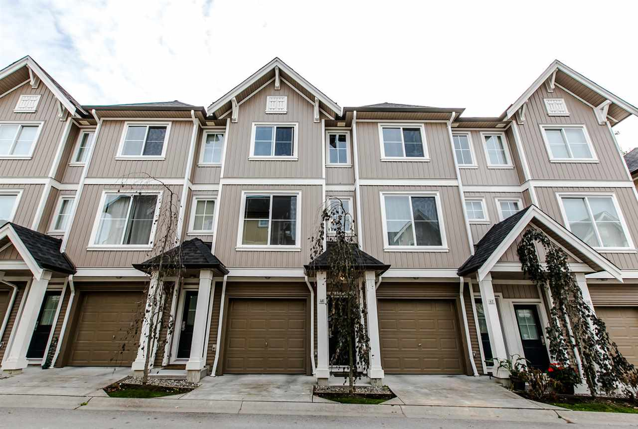 Main Photo: 46 31032 WESTRIDGE PLACE in Abbotsford: Abbotsford West Townhouse for sale : MLS® # R2208830