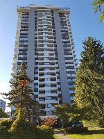 "Main Photo: 1901 9521 CARDSTON Court in Burnaby: Government Road Condo for sale in ""CONCORDE PLACE"" (Burnaby North)  : MLS® # R2215756"