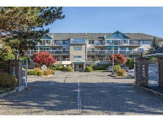 "Main Photo: 106 7500 COLUMBIA Street in Mission: Mission BC Condo for sale in ""Edwards Estates"" : MLS® # R2216237"
