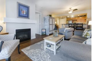 "Main Photo: 305 200 KLAHANIE Drive in Port Moody: Port Moody Centre Condo for sale in ""SALAL AT KLAHANIE"" : MLS® # R2221815"