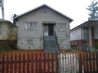 Main Photo: 73 E 40TH Avenue in Vancouver: Main House for sale (Vancouver East)  : MLS® # R2221988