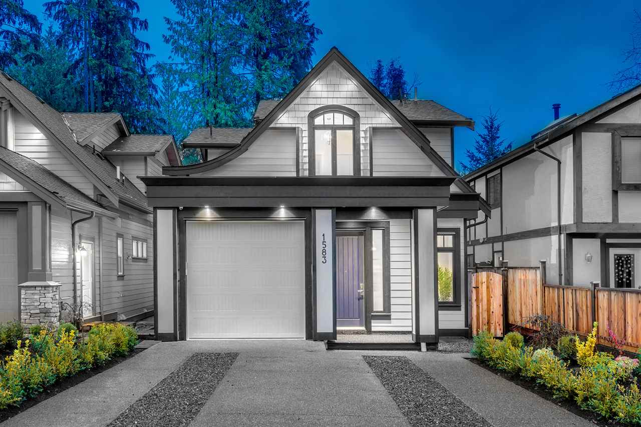 Main Photo: 1583 DRAYCOTT Road in North Vancouver: Lynn Valley House for sale : MLS® # R2226910