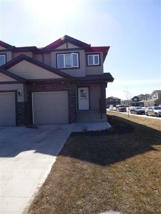 Main Photo:  in Edmonton: Zone 27 House Half Duplex for sale : MLS® # E4092080