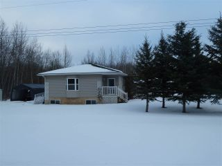 Main Photo: 45 59536 Rng Rd 132A: Rural Smoky Lake County House for sale : MLS® # E4095041