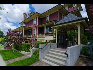 Main Photo: 1268 SALSBURY Drive in Vancouver: Grandview VE Townhouse for sale (Vancouver East)  : MLS® # R2241029