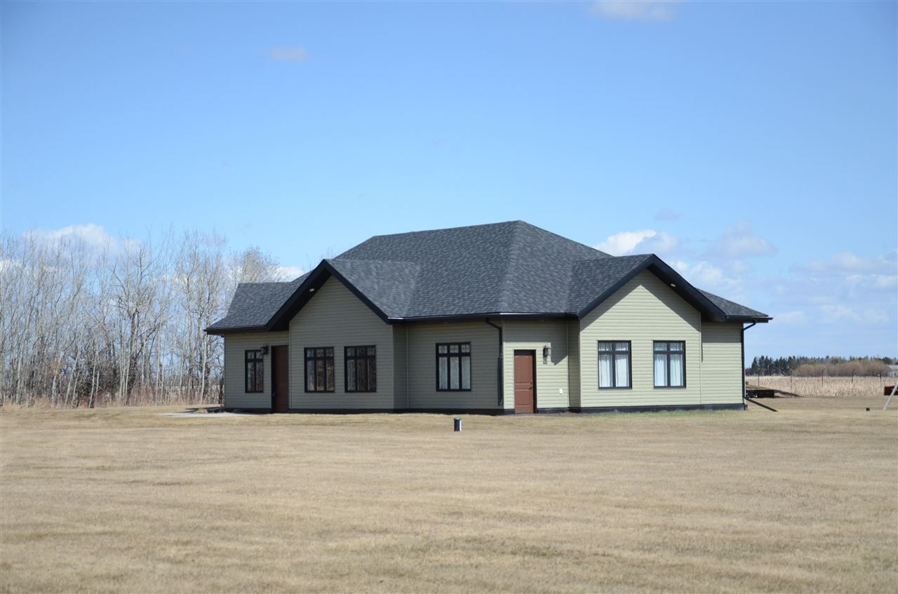 Main Photo: 54415 RR 261: Rural Sturgeon County Land Commercial for sale : MLS®# E4105749