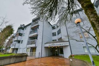 "Main Photo: 413 10530 154 Street in Surrey: Guildford Condo for sale in ""Creekside Place 2"" (North Surrey)  : MLS®# R2258197"