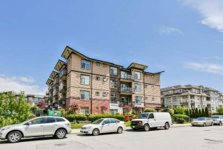 "Main Photo: 208 8168 120A Street in Surrey: Queen Mary Park Surrey Condo for sale in ""THE SOHO"" : MLS®# R2270843"