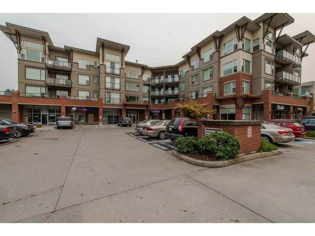 "Main Photo: 205 33539 HOLLAND Avenue in Abbotsford: Central Abbotsford Condo for sale in ""THE CROSSING"" : MLS®# R2274996"