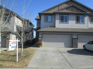Main Photo: 6944 19A Avenue in Edmonton: Zone 53 House Half Duplex for sale : MLS®# E4123465