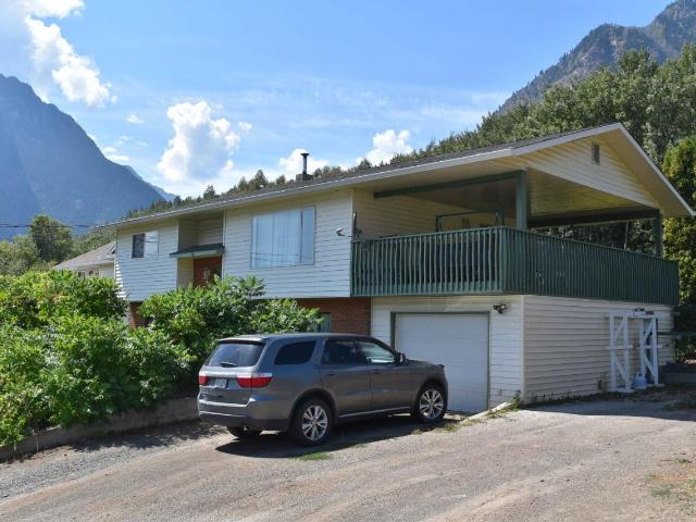 Main Photo: 905 COLUMBIA STREET in : Lillooet House for sale (South West)  : MLS®# 147518