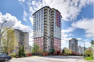"Main Photo: 1406 814 ROYAL Avenue in New Westminster: Downtown NW Condo for sale in ""NEWS NORTH"" : MLS®# R2297372"