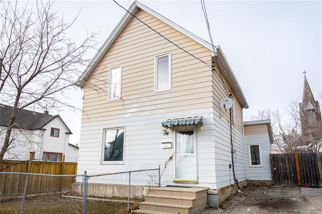 FEATURED LISTING: 681 Pacific Avenue Winnipeg