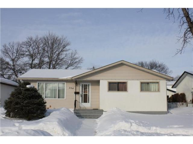 Main Photo: 204 ROUGE Road in WINNIPEG: Westwood / Crestview Residential for sale (West Winnipeg)  : MLS® # 1103744