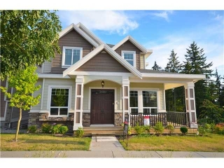 Main Photo: 3400 GISLASON AV in Coquitlam: Burke Mountain House for sale : MLS® # V1002813