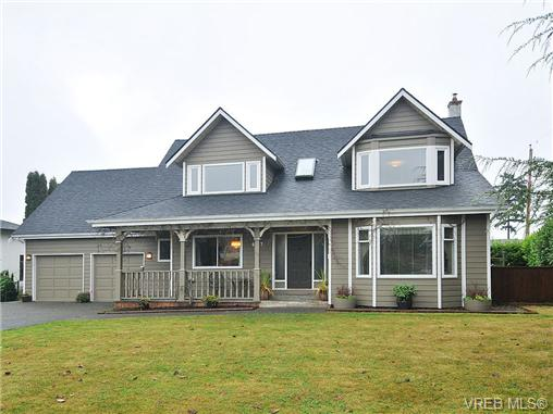 Main Photo: 6577 Rodolph Road in VICTORIA: CS Tanner Single Family Detached for sale (Central Saanich)  : MLS® # 330637