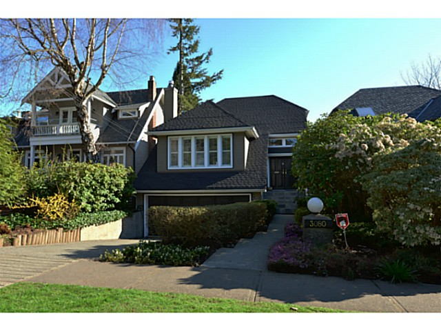 Photo 2: 3080 W 42ND Avenue in Vancouver: Kerrisdale House for sale (Vancouver West)  : MLS® # V1057120
