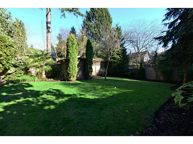 Photo 17: 3080 W 42ND Avenue in Vancouver: Kerrisdale House for sale (Vancouver West)  : MLS® # V1057120