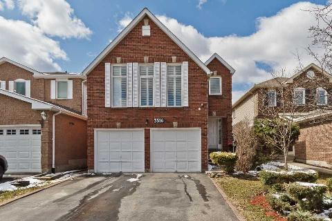 Main Photo: 3516 Ingram Road in Mississauga: Erin Mills House (2-Storey) for sale : MLS(r) # W2883688
