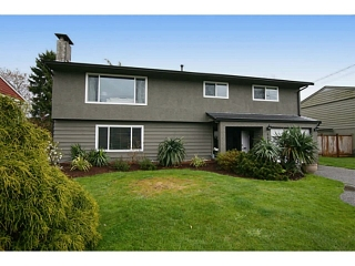 Main Photo: 4492 45TH Street in Ladner: Port Guichon House for sale : MLS(r) # V1059092
