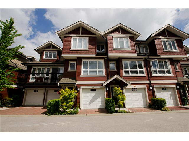 "Main Photo: 48 6188 BIRCH Street in Richmond: McLennan North Townhouse for sale in ""BRANDYWINE"" : MLS® # V1065807"