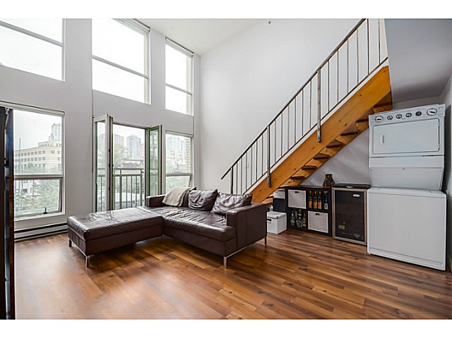 Photo 4: 407 1 E CORDOVA Street in Vancouver: Downtown VE Condo for sale (Vancouver East)  : MLS(r) # V1086098