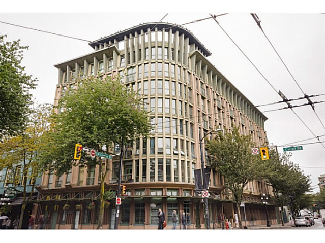 Main Photo: 407 1 E CORDOVA Street in Vancouver: Downtown VE Condo for sale (Vancouver East)  : MLS(r) # V1086098