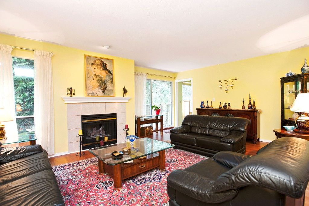 "Photo 7: 15 3634 GARIBALDI Drive in North Vancouver: Roche Point Townhouse for sale in ""BROOKSIDE"" : MLS(r) # V1106643"