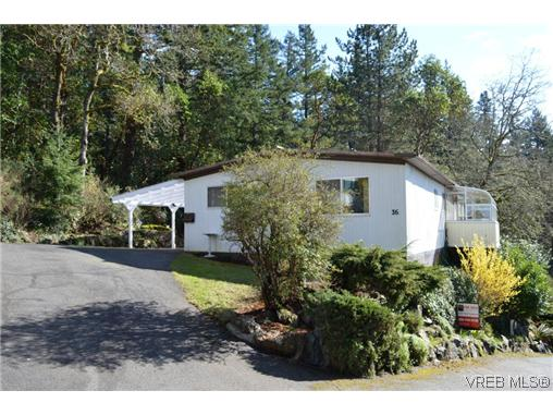 Photo 20: 36 2587 Selwyn Road in VICTORIA: La Mill Hill Manu Double-Wide for sale (Langford)  : MLS® # 348218