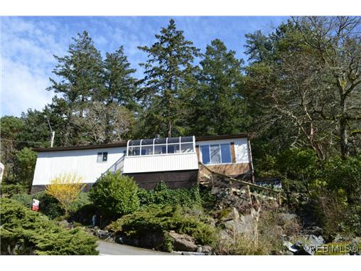 Main Photo: 36 2587 Selwyn Road in VICTORIA: La Mill Hill Manu Double-Wide for sale (Langford)  : MLS® # 348218