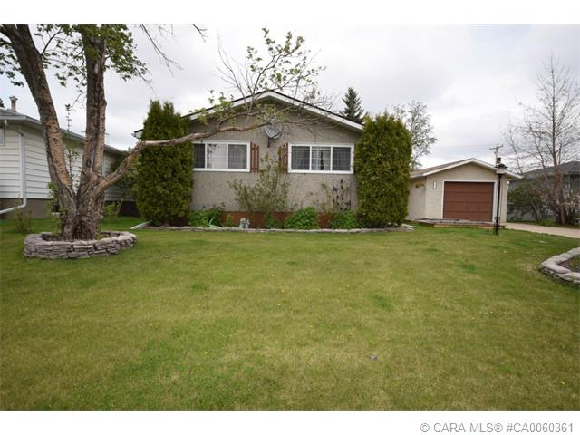 Main Photo: 3923 EXETER Crescent in Red Deer: RR Eastview Residential for sale : MLS(r) # CA0060361